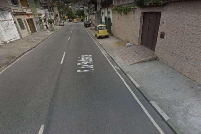 Rua da Pedreira