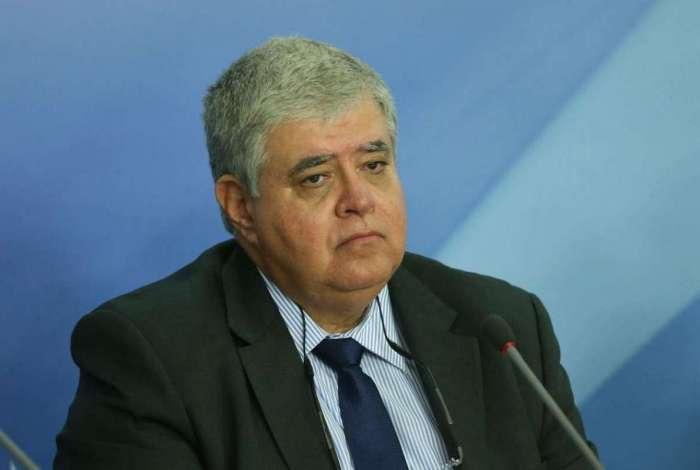 O ministro da Secretaria de Governo, Carlos Marun