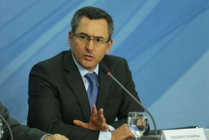O ministro da Fazenda, Eduardo Guardia, prev� impacto no PIB