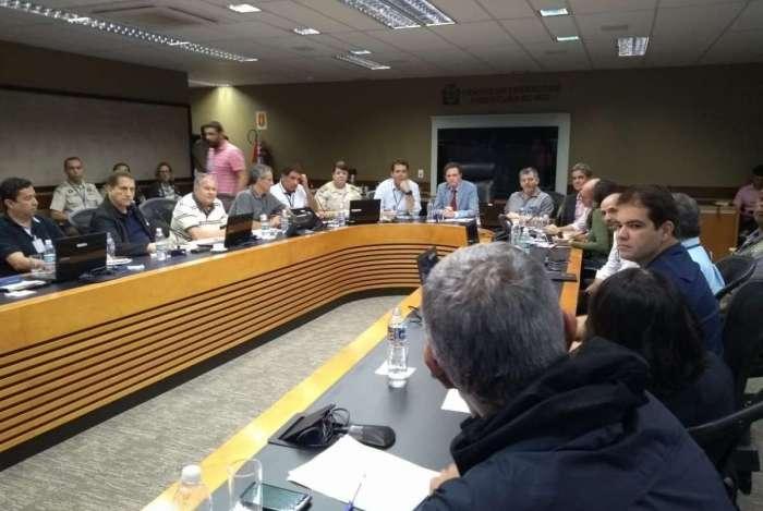 Crivella garantiu 40% dos ônibus nas ruas nesta segunda-feira