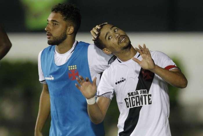 ea40d39b7e Confira as notas do Vasco na vitória sobre o Paraná O Dia - Esporte