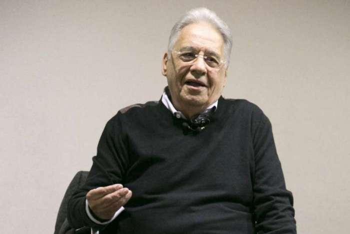 Ex-presidente Fernando Henrique Cardoso (PSDB/SP)