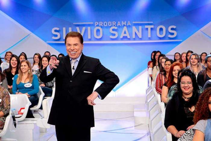 Silvio Santos, dono do SBT