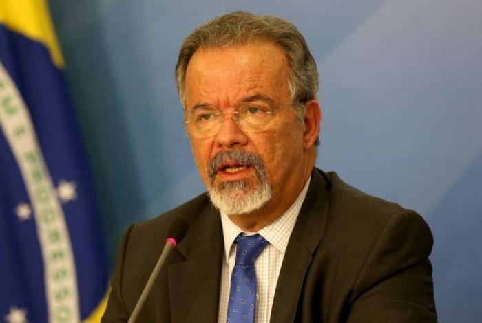 Ministro da Segurança Pública, Raul Jungmann