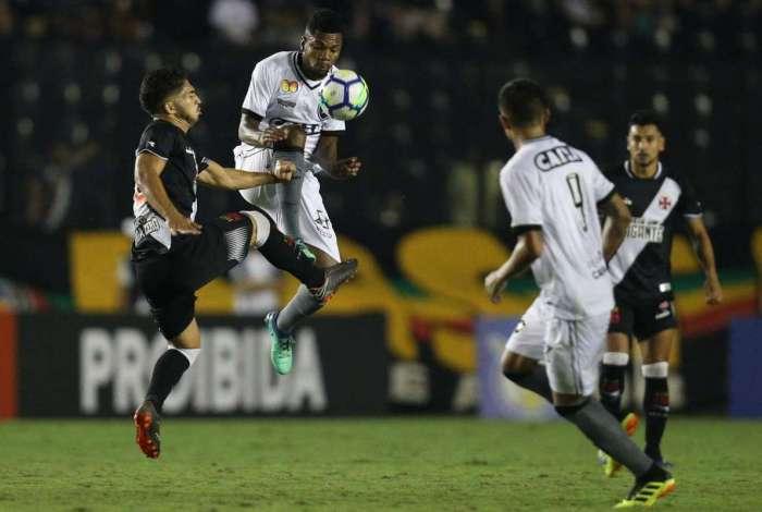Vasco perdeu para o Botafogo em São Januário
