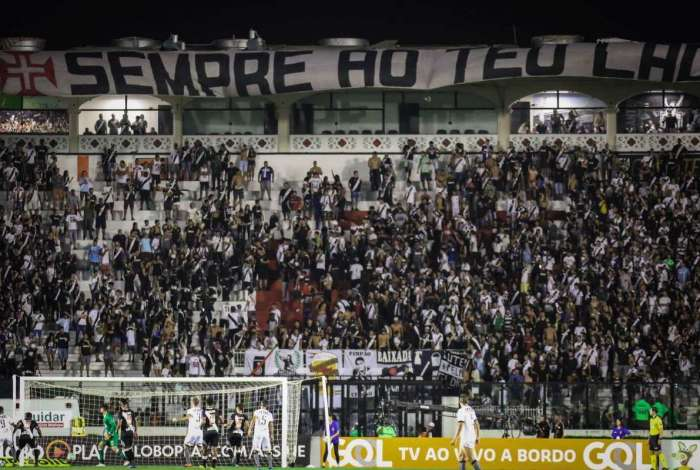 Caldeirão é trunfo para o Vasco contra o Furacão O Dia - Vasco e1ac96f21801f