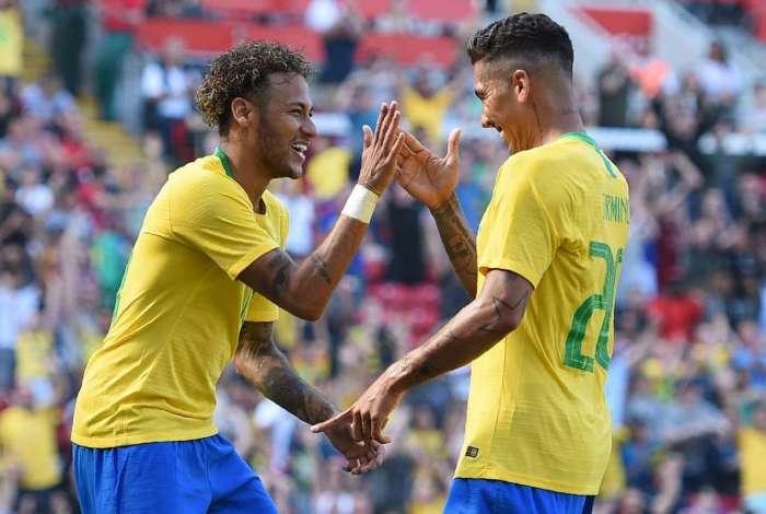 Brasil vai brigar pelo sexto título mundial na Copa