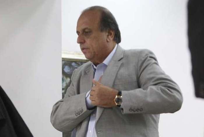 Governador Luiz Fernando Pezão (MDB)