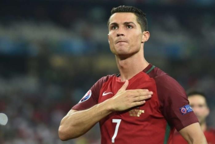 Cristiano Ronaldo é o craque de Portugal