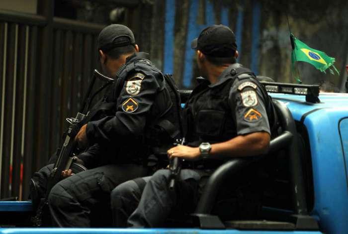 BOPE realiza operação no Tabajaras