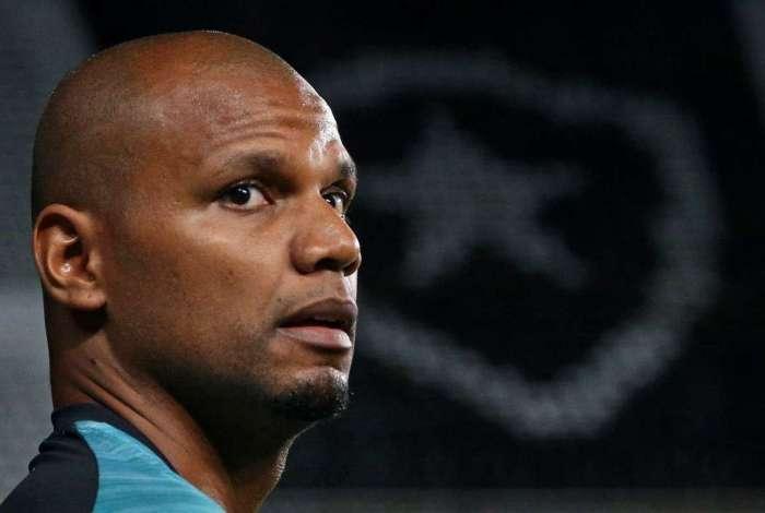 Jefferson é o grande ídolo recente da torcida do Botafogo