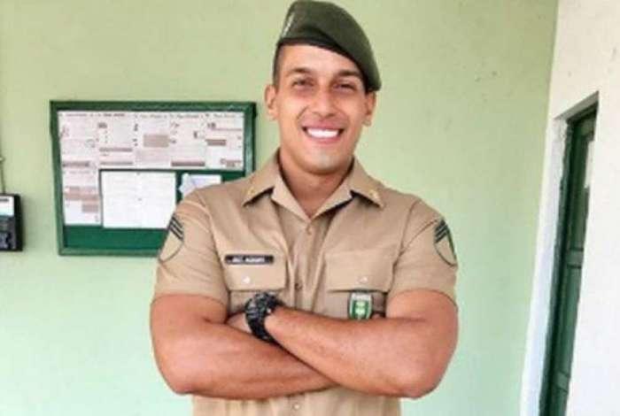 O sargento Aguiar foi assassinado no último dia 6 de junho