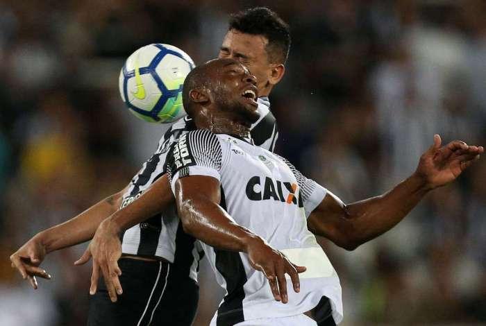 Botafogo só empatou