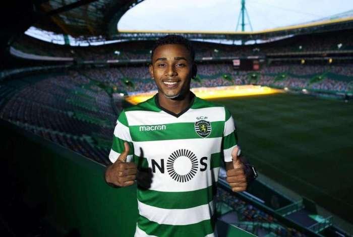 Wendel defende o Sporting desde o começo do ano