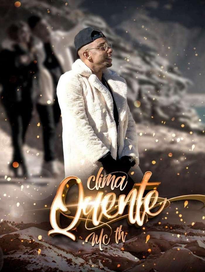 Capa da faixa 'Clima Quente' de MC TH