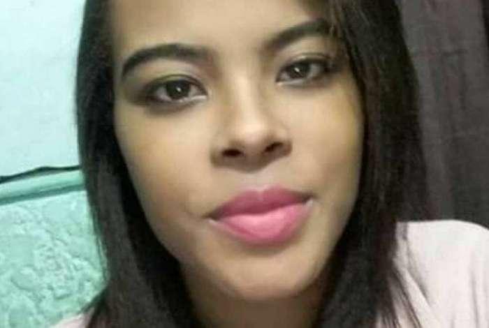 Alessandra Soares, de 27 anos, foi atingida no pesco�o