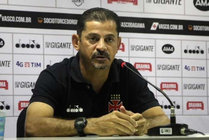 Valdir Bigode elogiou atua��o do Vasco