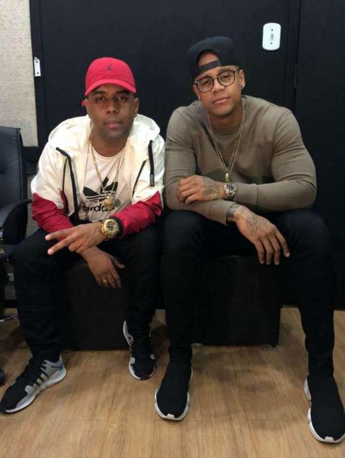 MC MM e L�o Santana