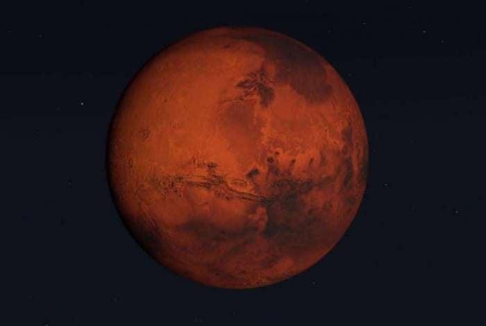 Marte é frio, árido e deserto, mas costumava ser quente e úmido e abrigava muita água líquida e lagos há pelo menos 3,6 bilhões de anos