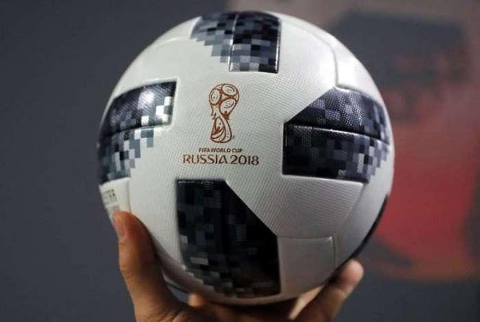 Bola da Copa do Mundo da R�ssia