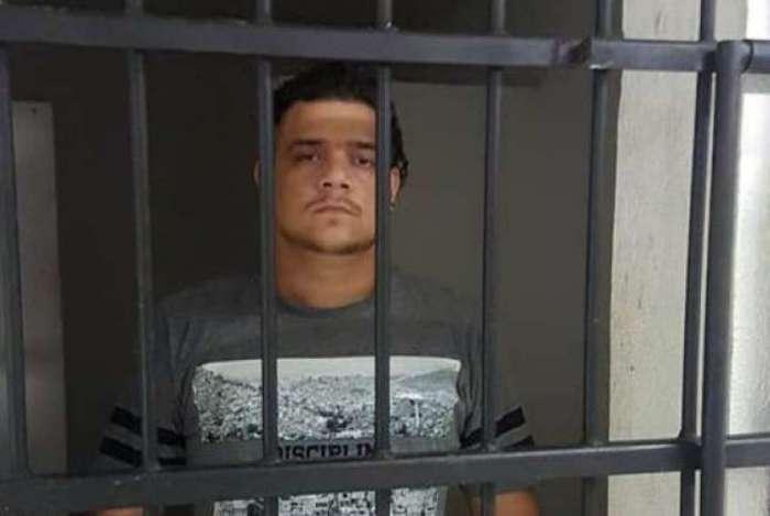 Bola foi preso no interior da Paraíba