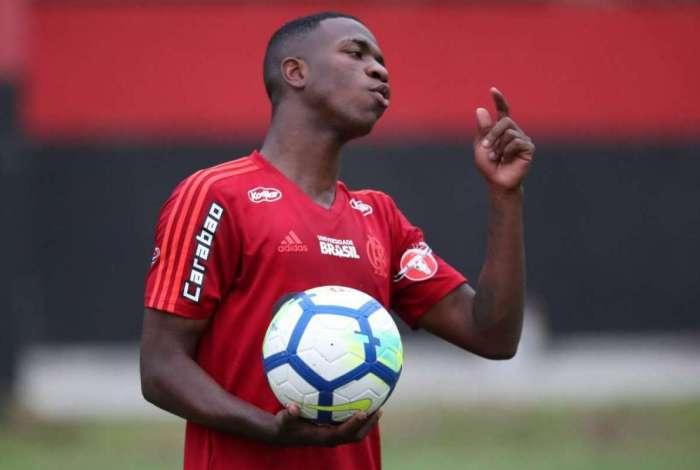 Vinicius Júnior: perto do adeus