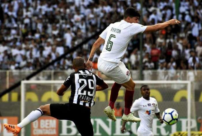 Fluminese perde por 4 a 2 para o Atlético-MG, pela 11ª rodada do Brasileirão