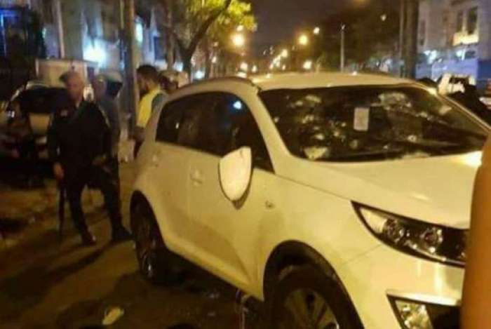 Troca de tiros no M�ier terminou com PM baleado e bandido morto