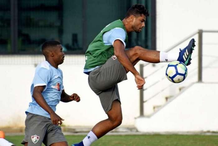 Gum estar� de volta ao time amanh�, contra o Santos, no Maraca