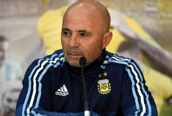 Sampaoli estaria na mira do Flamengo