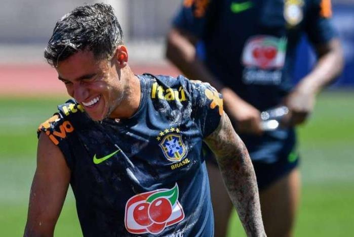 Philippe Coutinho participará de primeira Copa do Mundo de sua carreira