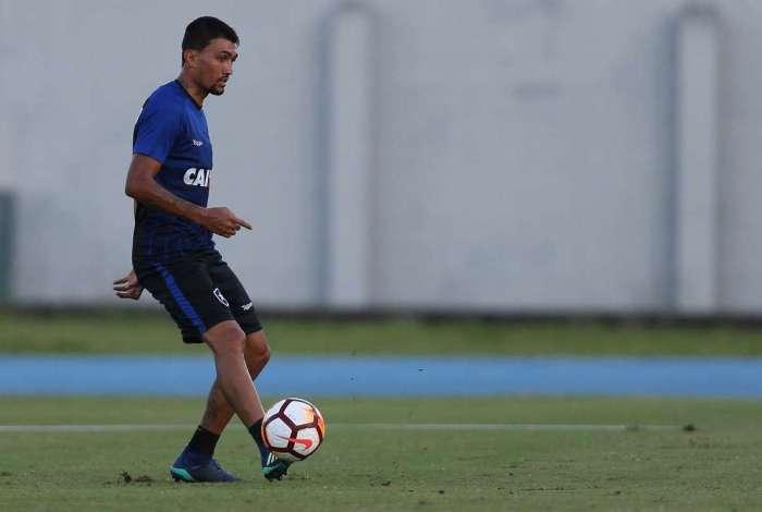 Kieza, atacante do Botafogo