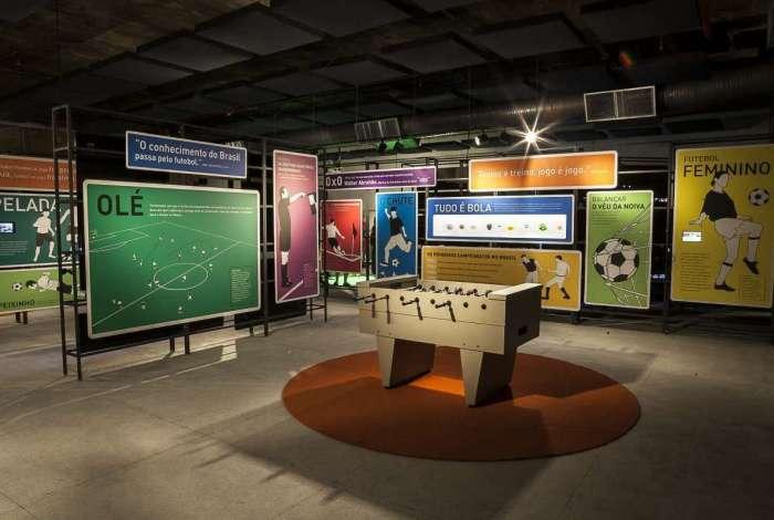 Museu do Futebol estar� no Rio durante a Copa