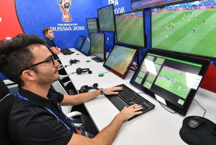 VAR foi utilizado na Copa do Brasil