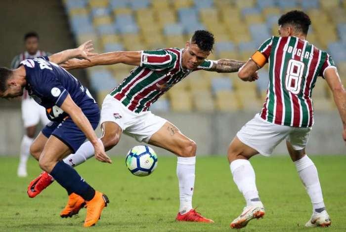 Fluminense sofreu a quarta derrota seguida no Brasileirão