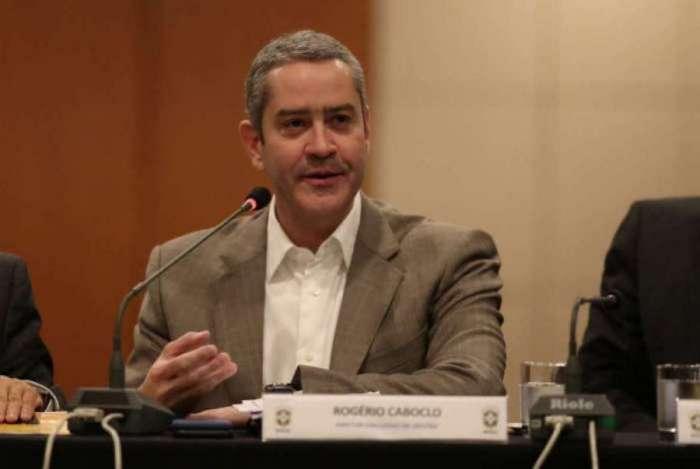 Rog�rio Caboclo � eleito novo presidente da CBF