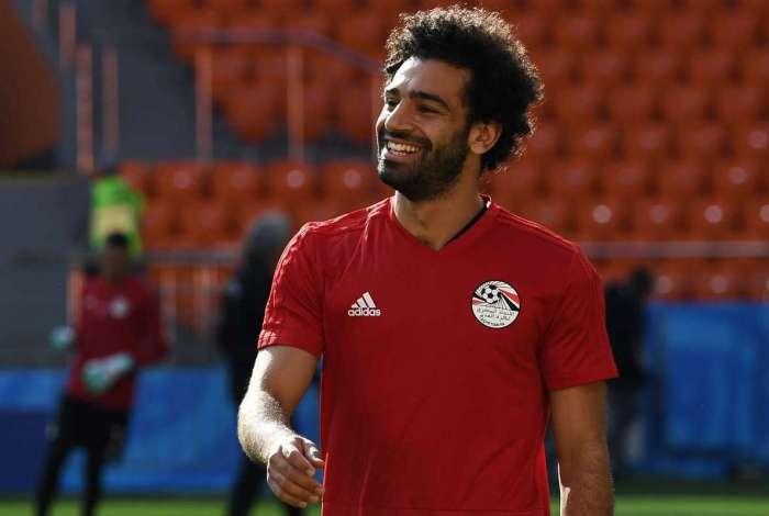 Estrela do Egito, Salah está praticamente recuperado de lesão no ombro