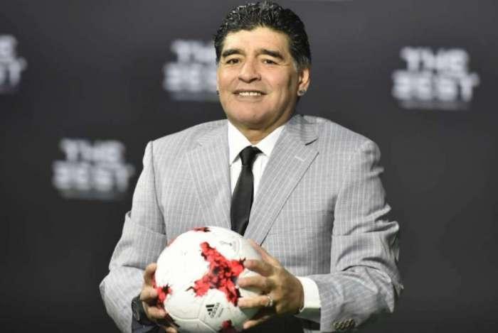 Maradona falou sobre drogas