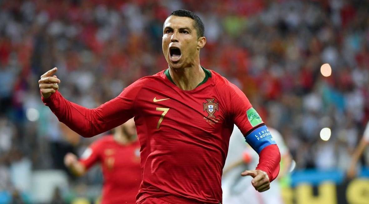 Confira as fotos do show de Cristiano Ronaldo contra a Espanha O Dia ... 2fb55ff60f339