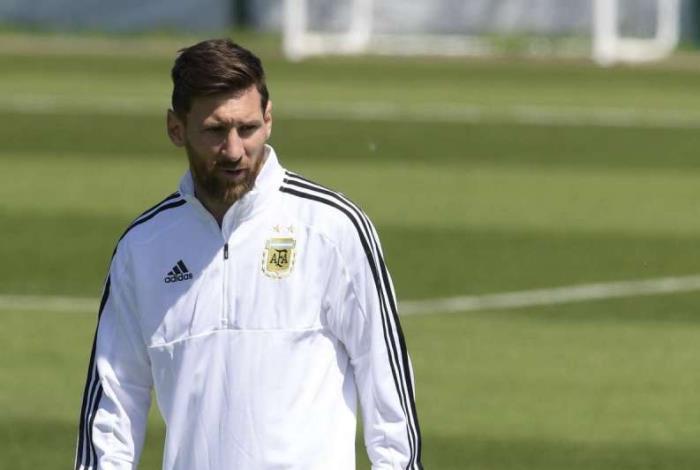 Messi, cinco vezes o melhor do mundo e craque da Copa de 2014