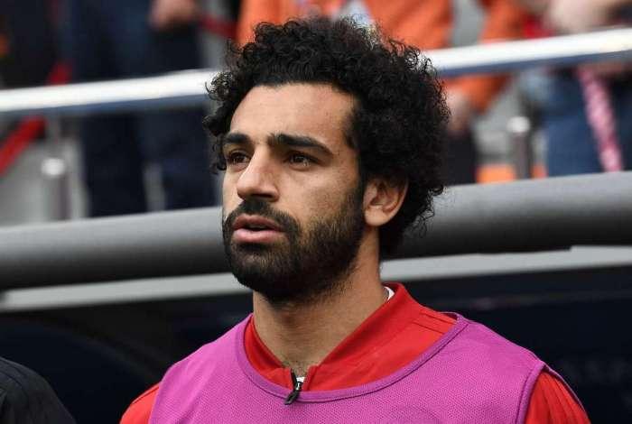 Mohamed Salah foi denunciado pelo Liverpool