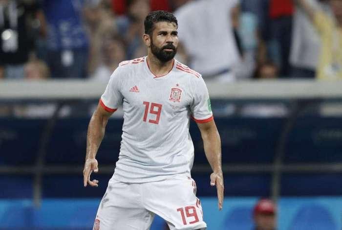 2d588ecdee709 Diego Costa lamenta empate da Espanha com Portugal   Podíamos ter ...