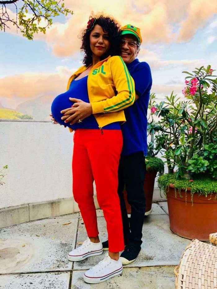 Dad� Coelho e Paulo Betti: comediante diz que na vida real a calmaria domina o relacionamento com o ator