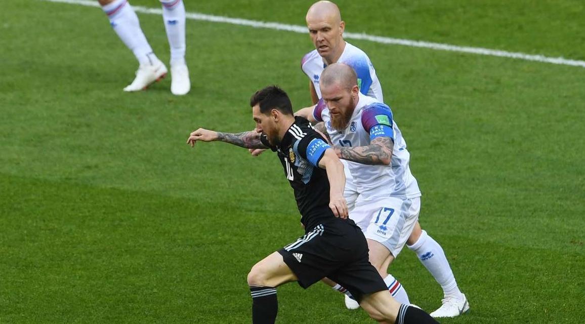 Argentina e Islândia se enfrentam em jogo válido pelo Grupo D da Copa do Mundo