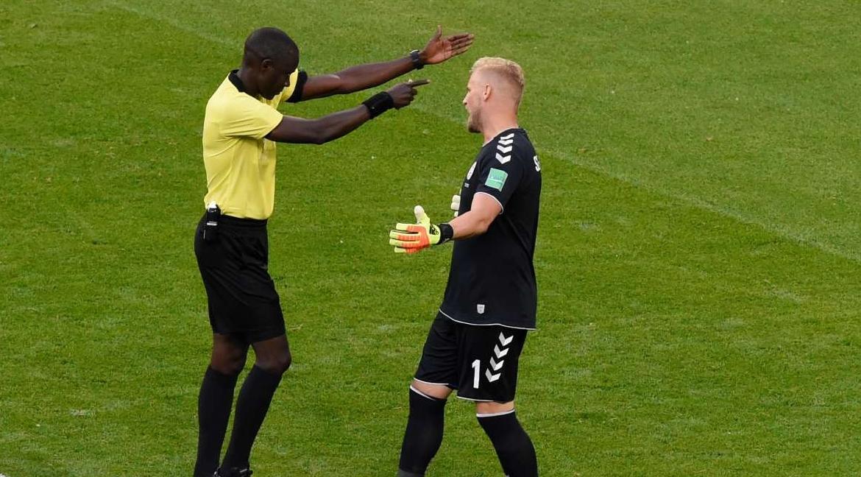 Dinamarca venceu o Peru por 1 a 0