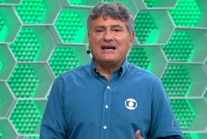 Cléber Machado acha irônico final da Libertadores na Europa