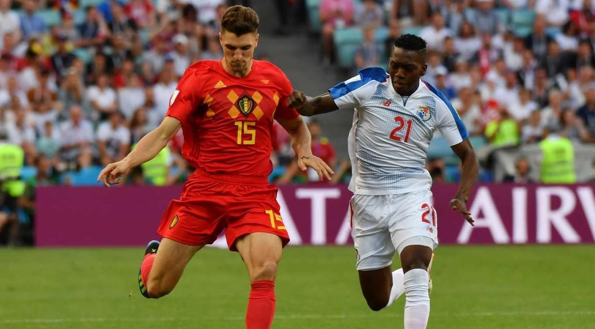 Bélgica e Panamá se enfrentam no Estádio Olímpico de Sochi