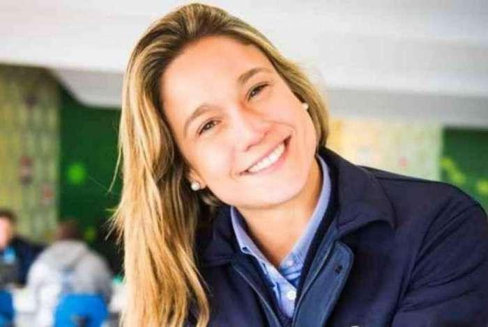 Fernanda Gentil se despediu do Esporte Espetacular