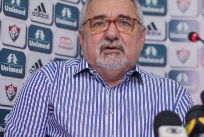 Paulo Angioni � o novo diretor de futebol do Fluminense