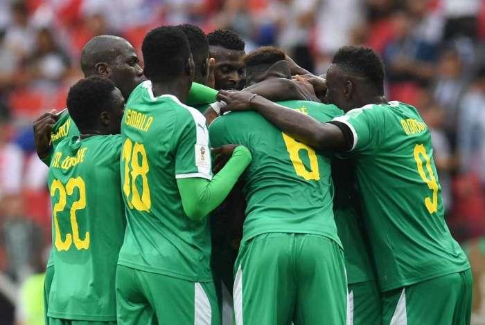 Senegal venceu a Polônia